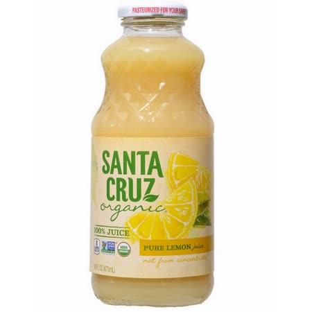[統一生機]Santa Cruz 有機檸檬汁(473ml)