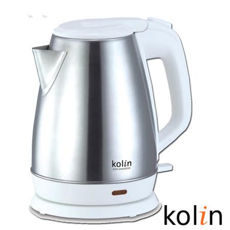 【歌林Kolin】2.0L不鏽鋼快煮壺(KPK-MN2003S)