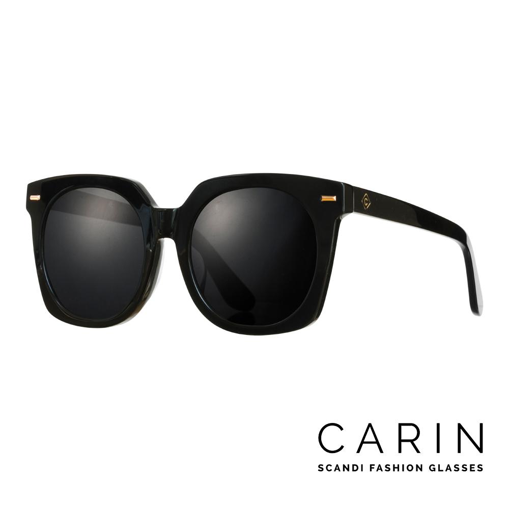 CARIN 韓國名星愛用經典款太陽眼鏡 Vesio-C1 (黑)