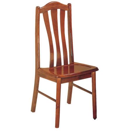 夫克柚木餐椅