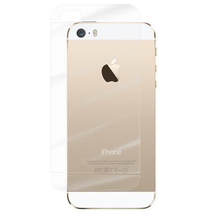 D&A APPLE iPhone 5S/SE 日本原膜HC機背保護貼(鏡面抗刮)