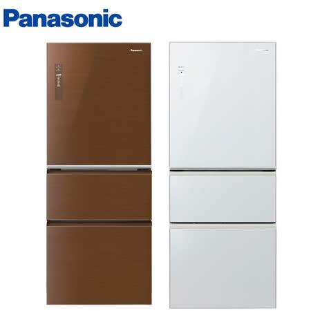Panasonic 國際 500L 三門變頻電冰箱 NR-C508NHG