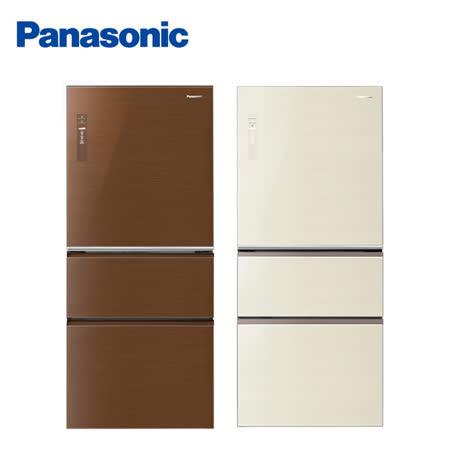 Panasonic 國際 610L 三門變頻電冰箱 NR-C618NHG