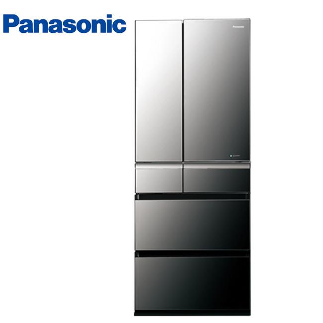 ~ 限送桃園以北~Panasonic 國際 608L六門 製變頻 冰箱 NR~F611VX