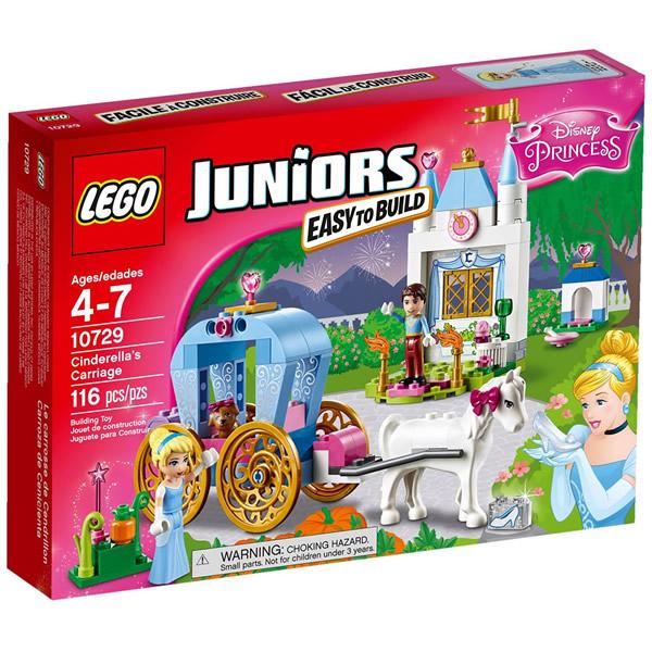 LEGO~ LT10729 ~Junior 初學級系列 ~ Cinderella's Ca