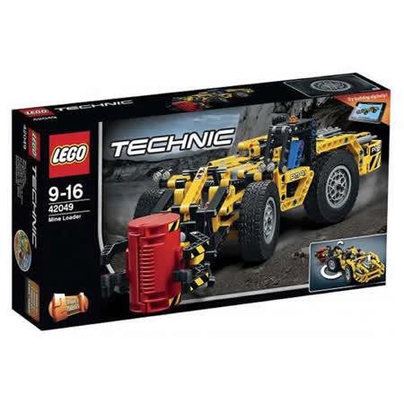 LEGO《 LT42049 》科技 Technic 系列 - 礦山裝載機