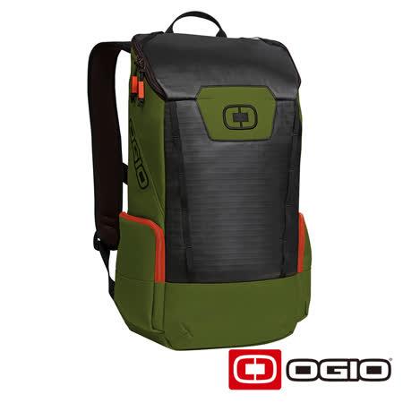 OGIO CLUTCH 15吋 超輕量戶外後背包(綠色)