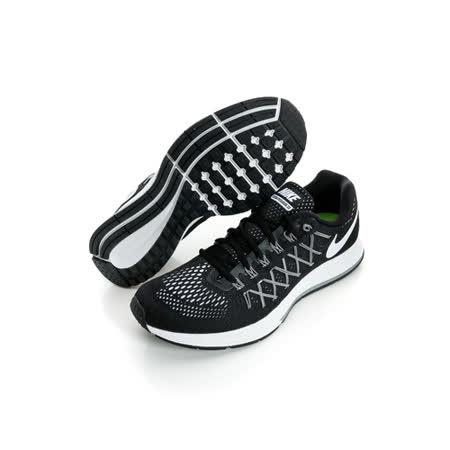 NIKE AIR ZOOM PEGASUS 32 (男)慢跑鞋 黑/白-749340001