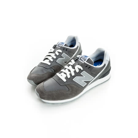 NEW BALANCE(女)經典復古鞋灰色 鐵灰WR996IB