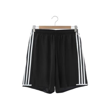 ADIDAS 男休閒運動短褲 黑-AJ5838?