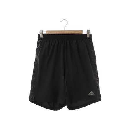 adidas(男)慢跑短褲AN9907