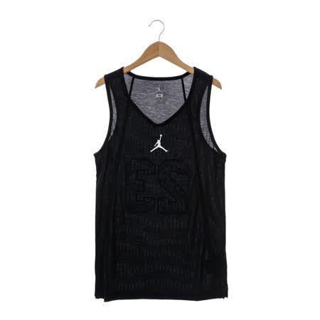 Nike (男)籃球背心黑- 789481010