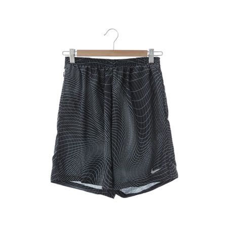NIKE 運動短褲 男 黑白717967011