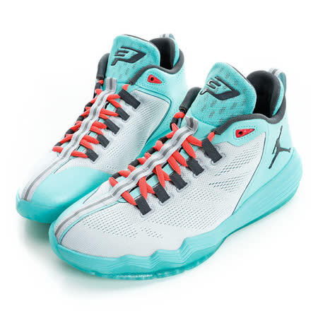 Nike 女 籃球鞋 綠/灰 - 833911016