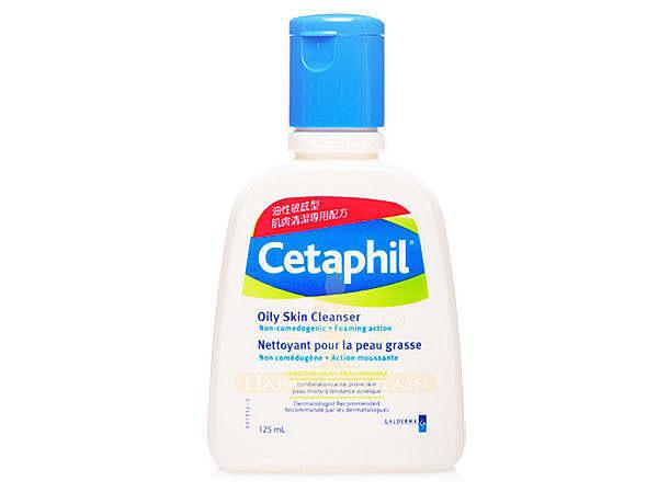 舒特膚 Cetaphil 油性肌膚 溫和潔膚乳 125ml