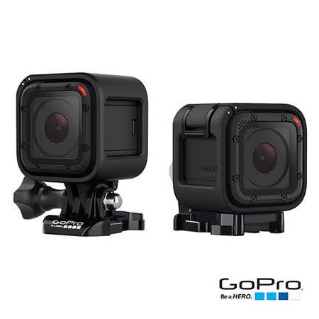 【GoPro】HERO Session 輕巧版運動攝影機(忠欣公司貨)