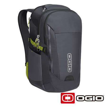 OGIO ASCENT 15 吋登峰電腦後背包(黑色)