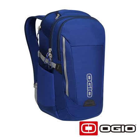 OGIO ASCENT 15 吋登峰電腦後背包 (海軍藍)