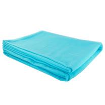 中國風發熱毯5x5尺-藍
