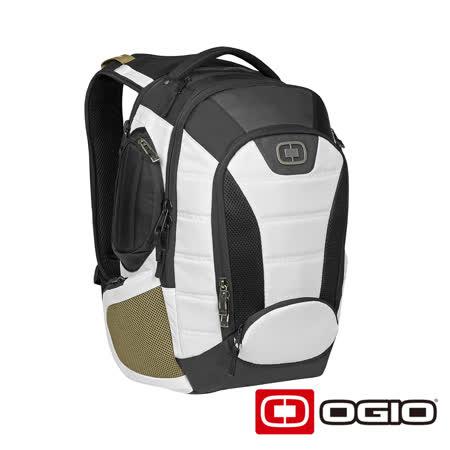 OGIO BANDIT 17 吋甲蟲電腦後背包111057-125 (雪白)
