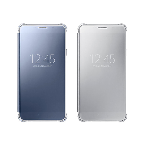 SAMSUNG GALAXY A7 (2016 年新版) Clear View 原廠全透視感應皮套 (台灣代理商-盒裝)