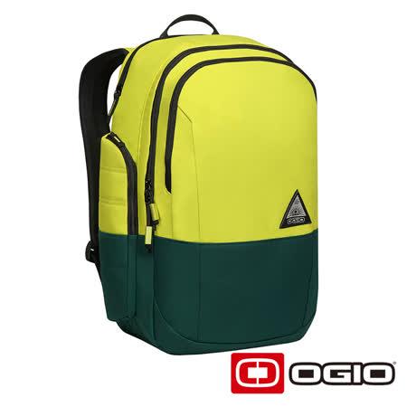 OGIO CLARK 15 吋克拉克休閒電腦後背包(淺黃)