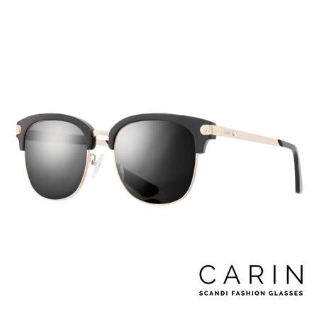 CARIN 韓國名星愛用經典款太陽眼鏡 Rénost-C1(黑)