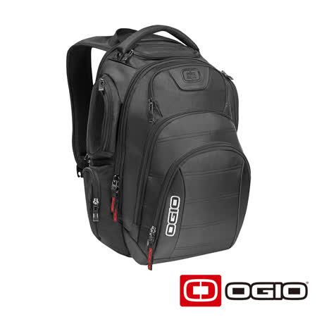 OGIO GAMBIT 15-17 吋背殼專業電腦後背包 (黑色)
