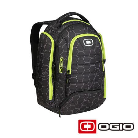 OGIO Metro II 17 吋都會電腦後背包 (蜂巢)