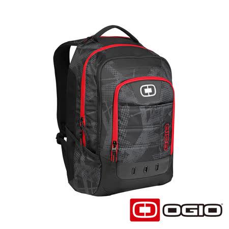 OGIO OPERATIVE 17 吋行動電腦後背包(暗紋)