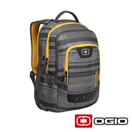 OGIO OPERATIVE II 17 吋行動電腦後背包(雪花灰)