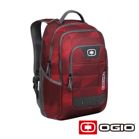 OGIO OPERATIVE II 17 吋行動電腦後背包 (暗紅色)