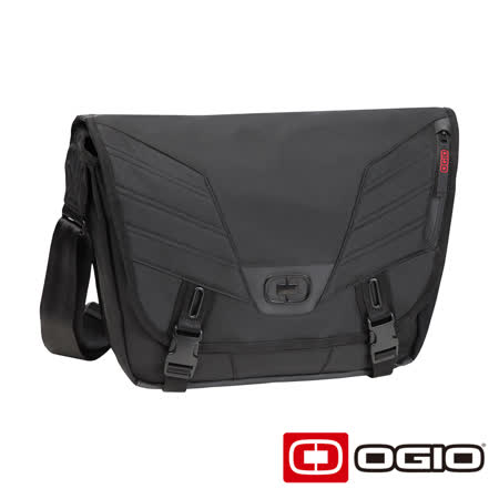 OGIO PAGODA 13 吋多功能郵差包(黑色)