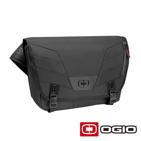 OGIO PAGODA 15 吋多功能郵差包(黑色)