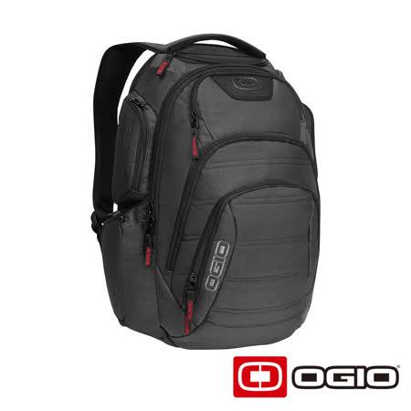 OGIO RENEGADE RSS II 17 吋背殼昇級電腦後背包(黑灰)