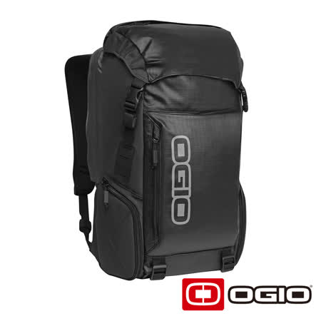 OGIO THROTTLE 高效能戶外後背包(黑色/15吋筆電適用)