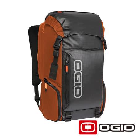 OGIO THROTTLE 高效能戶外後背包(橘色/15吋筆電適用)
