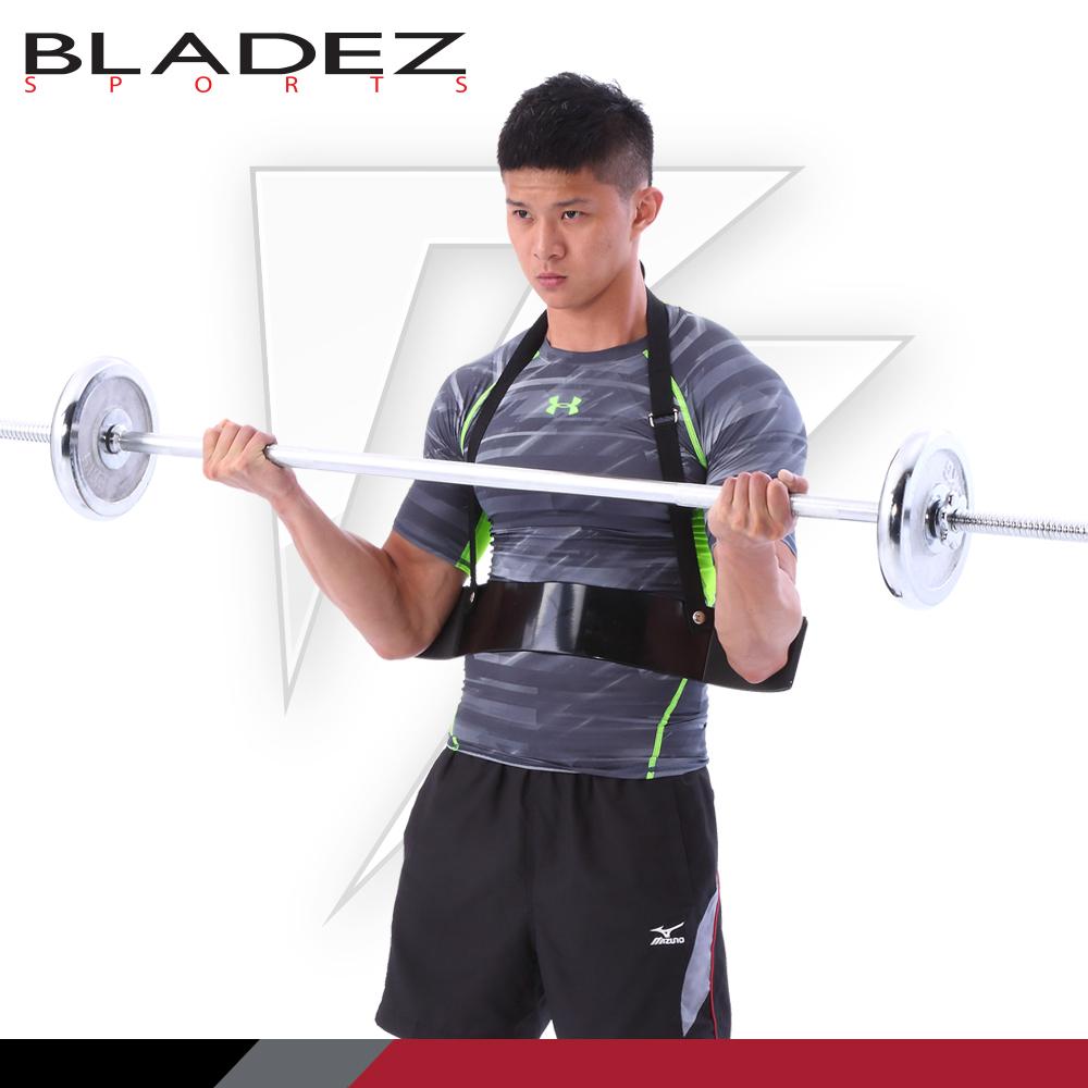 【BLADEZ】愛 買 打工BTB-鋁合金二頭肌訓練板