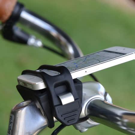 矽膠搭扣 多功能自行車手機支架 自行車把 矽膠搭扣支架手機搭扣