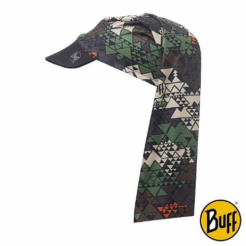 BUFF 幾何叢林 COOLMAX抗UV新光 三越 左 營 站頭巾帽
