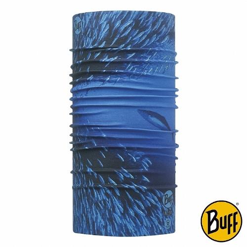 BUFF 釣魚-深海探查 C站 前 三越OOLMAX抗UV驅蟲頭巾