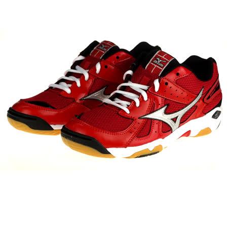 【MIZUNO】美津濃 WAVE TWISTER 4  排球鞋 男 V1GA157005