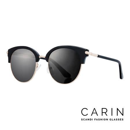 CARIN 韓國名星愛用經典款太陽眼鏡 Loist-C1(黑)