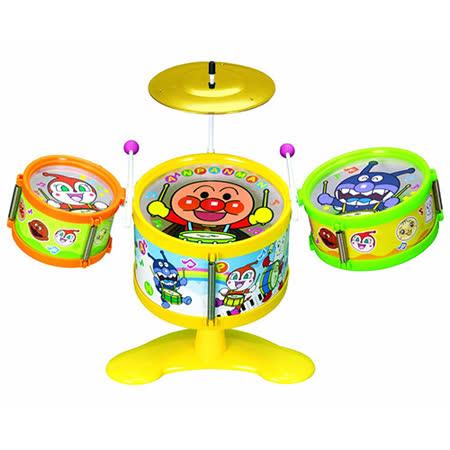 《 麵包超人 》ANP 組合式打鼓玩具
