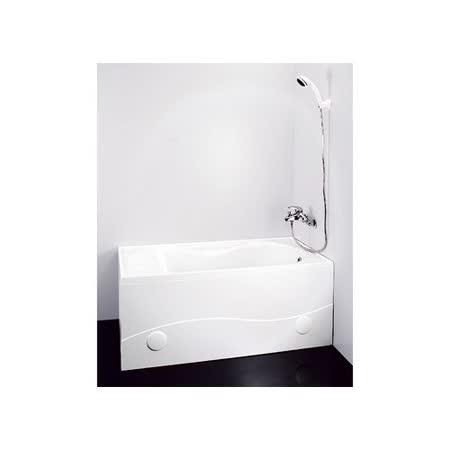 和成 HCG  F6045A SMC浴缸(前牆)