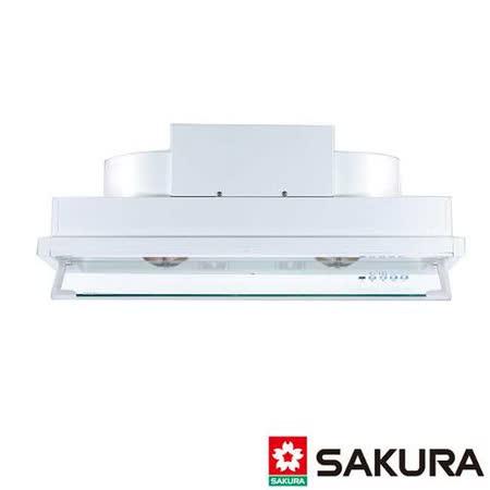 【櫻花】DR-3590XL 渦輪變頻全隱藏式除油煙機 90CM