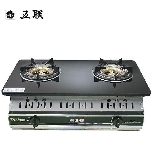 【五聯】WG-3506 內焰玻璃崁入爐
