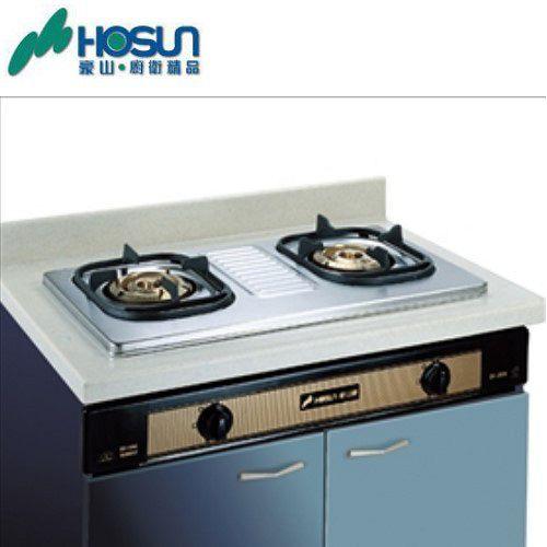 【豪山】SK-2026S 歐化不鏽鋼嵌入爐