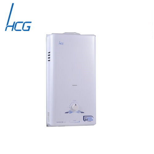 和成 GH582H 屋外型大廈型自然排氣熱水器 12L