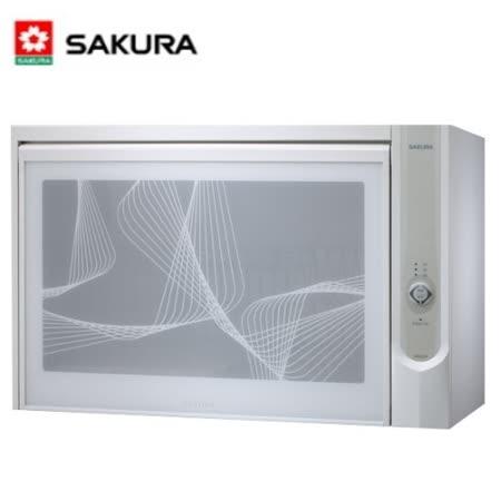 【櫻花】Q-600C吊櫃式殺菌烘碗機(60CM)